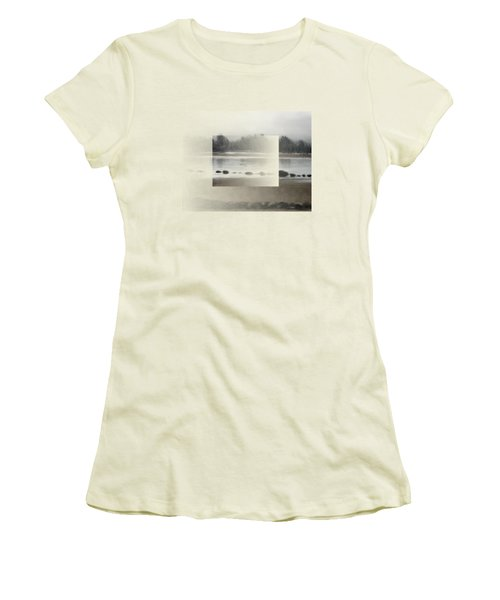 Too Early Out Women's T-Shirt (Athletic Fit)