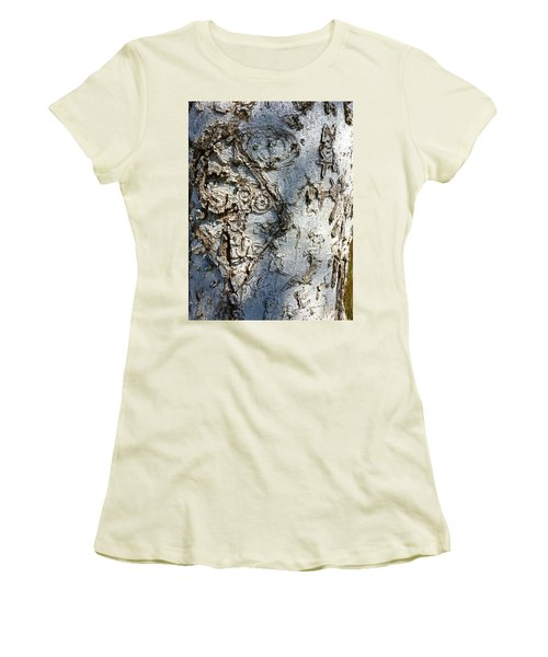 Tree At Pitt Street Pier Women's T-Shirt (Athletic Fit)