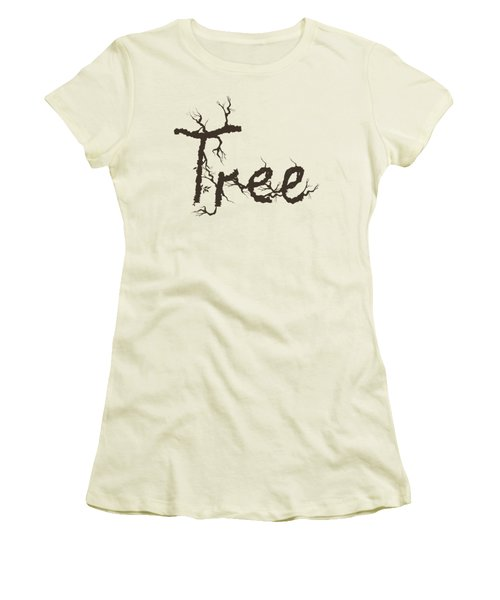 Tree Women's T-Shirt (Athletic Fit)