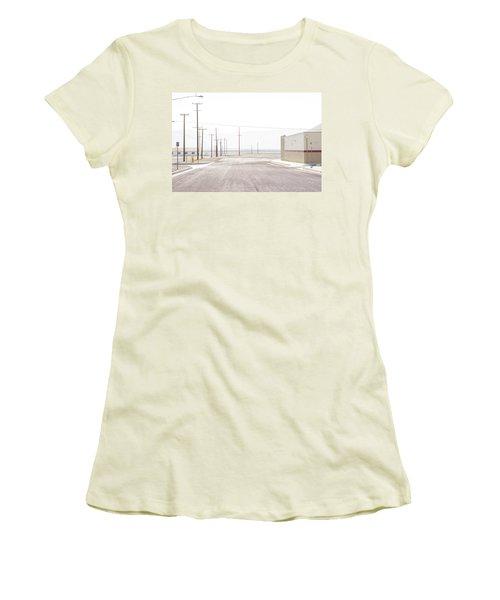 Trona Women's T-Shirt (Athletic Fit)