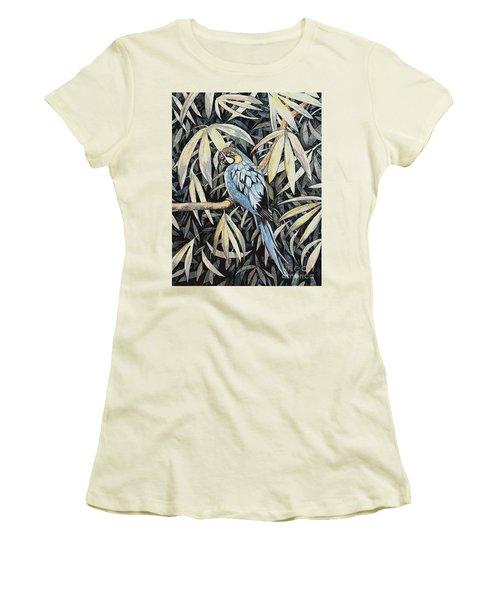 Tropical Adventure Women's T-Shirt (Junior Cut) by Martha Ayotte