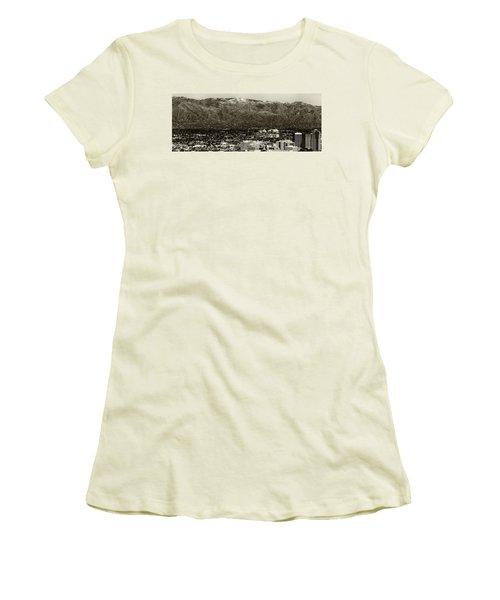 Tucson  Women's T-Shirt (Athletic Fit)