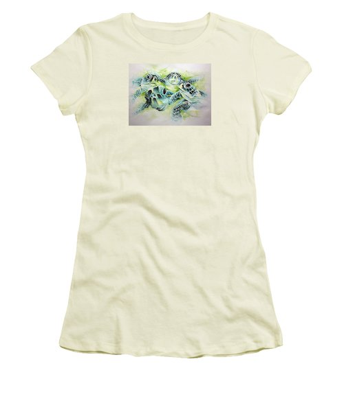 Turtle Soup Women's T-Shirt (Athletic Fit)