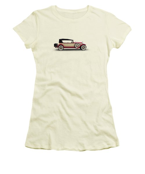Twenty-nine Packard  Women's T-Shirt (Athletic Fit)