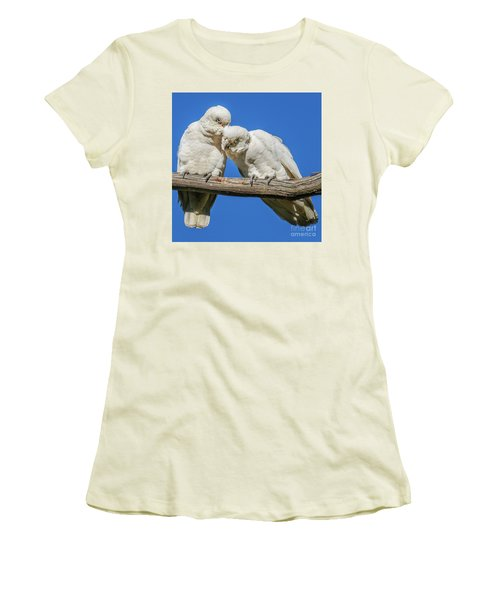 Two Corellas Women's T-Shirt (Junior Cut)