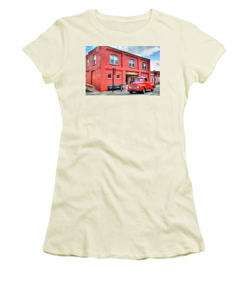 Two Old Classics Women's T-Shirt (Junior Cut) by Dale R Carlson