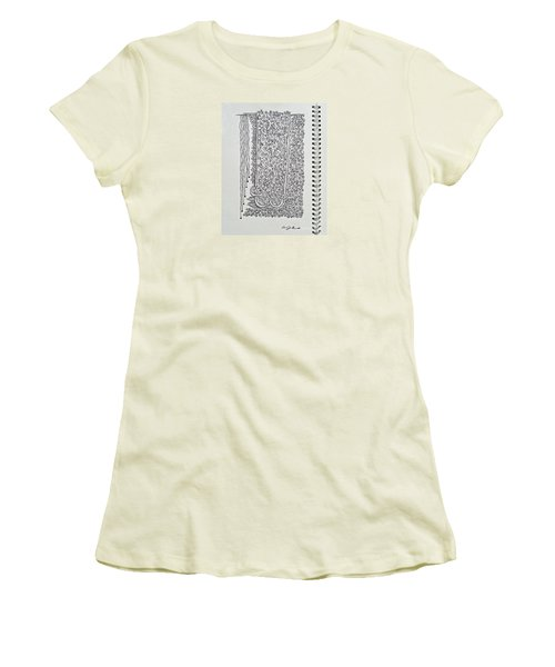 Sound Of Underground Women's T-Shirt (Junior Cut) by Fei A