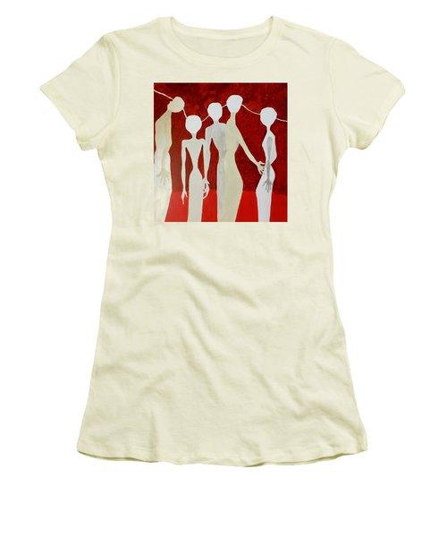 Universal Mind Women's T-Shirt (Athletic Fit)