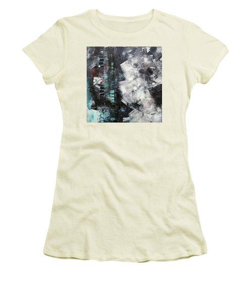 Urban Series 1603 Women's T-Shirt (Junior Cut) by Gallery Messina