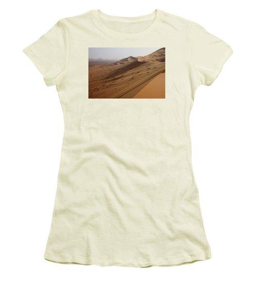 Uruq Bani Ma'arid 4 Women's T-Shirt (Athletic Fit)
