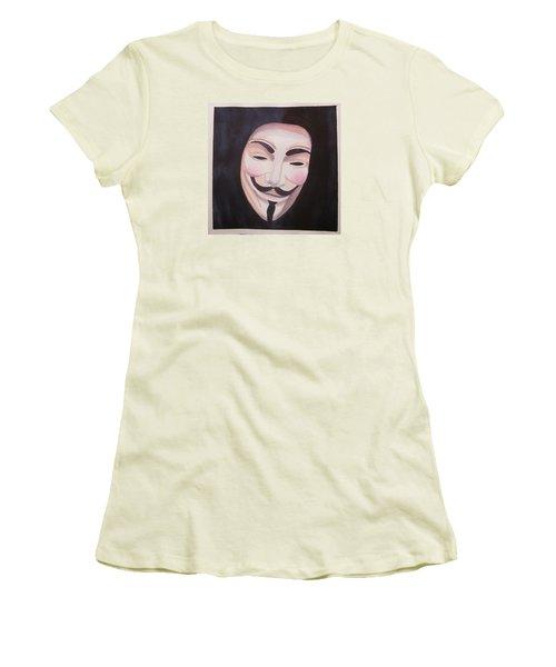 Vendetta Women's T-Shirt (Athletic Fit)