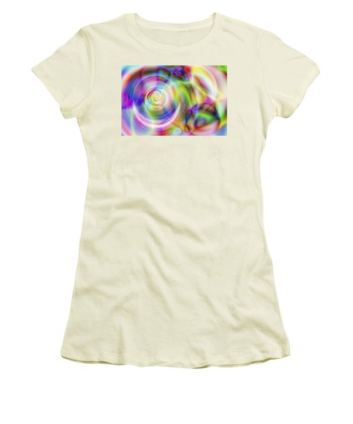 Vision 7 Women's T-Shirt (Athletic Fit)