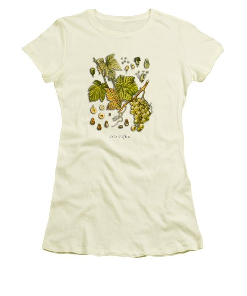 Vitis Vinifera Women's T-Shirt (Athletic Fit)