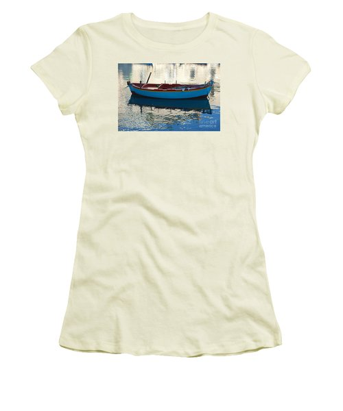 Waiting To Go Fishing Women's T-Shirt (Athletic Fit)