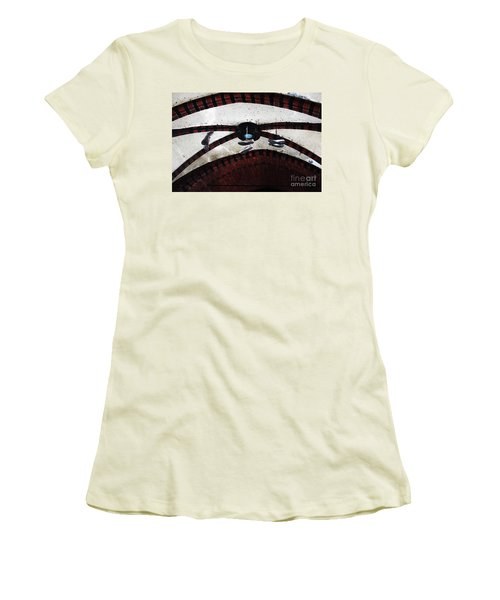 Walking On Air Women's T-Shirt (Athletic Fit)