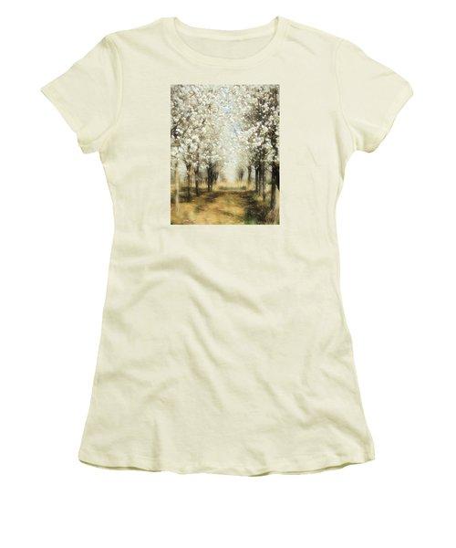 Walking Through A Dream Ap Women's T-Shirt (Junior Cut)