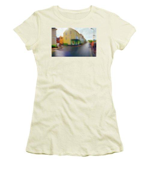Warfleet Women's T-Shirt (Junior Cut)