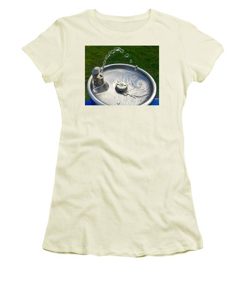 Water Works Women's T-Shirt (Athletic Fit)