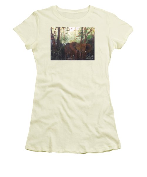 We Two Women's T-Shirt (Junior Cut) by Trilby Cole