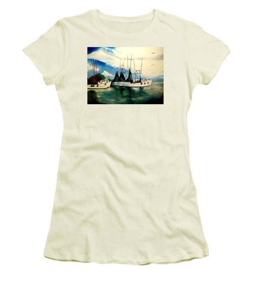 What Once Was Women's T-Shirt (Athletic Fit)