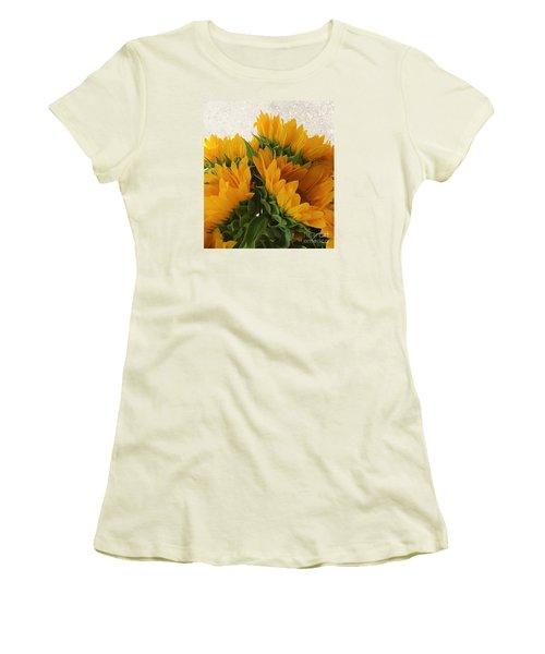 When The Autumn And Winter Meet By Jasna Gopic Women's T-Shirt (Junior Cut)