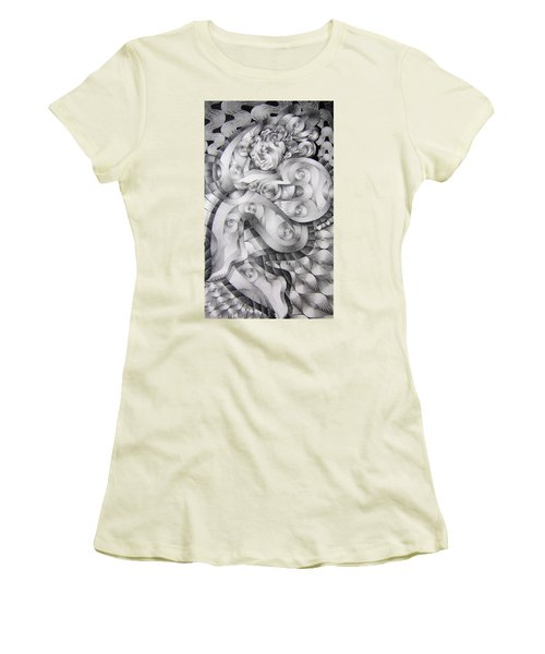 Whim Women's T-Shirt (Athletic Fit)