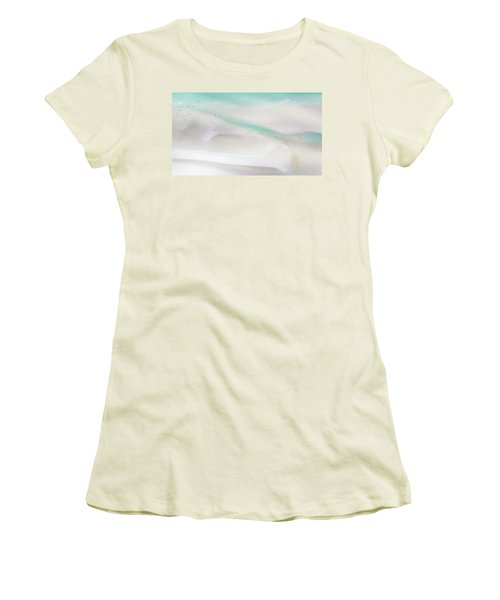 Whitehaven Wanderers Women's T-Shirt (Junior Cut) by Az Jackson