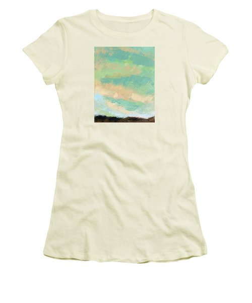 Wholeness Women's T-Shirt (Junior Cut) by Nathan Rhoads
