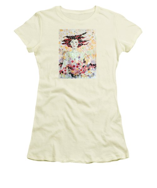 Woman Of Glory Women's T-Shirt (Athletic Fit)