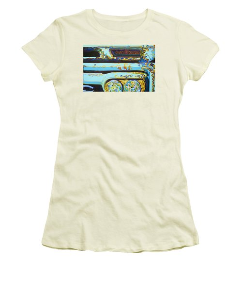 Woohooxidaisical Corrustination Women's T-Shirt (Athletic Fit)