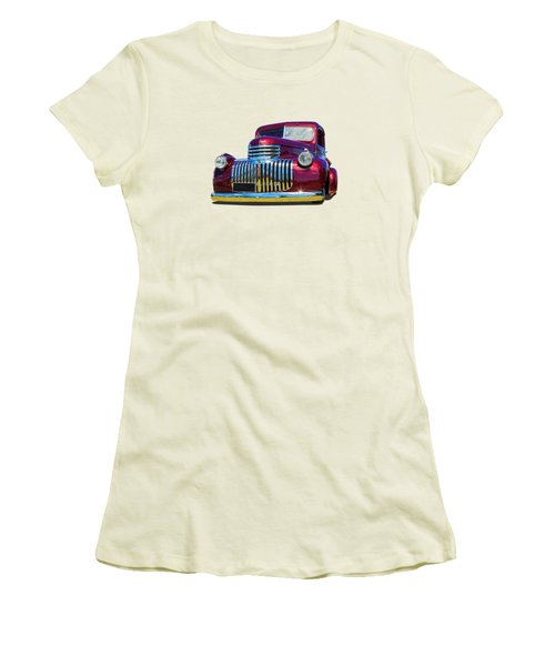 Yes Please Women's T-Shirt (Athletic Fit)