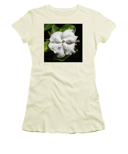 Women's T-Shirt (Junior Cut) featuring the photograph Yesterday, Today And Tomorrow by Richard Rizzo