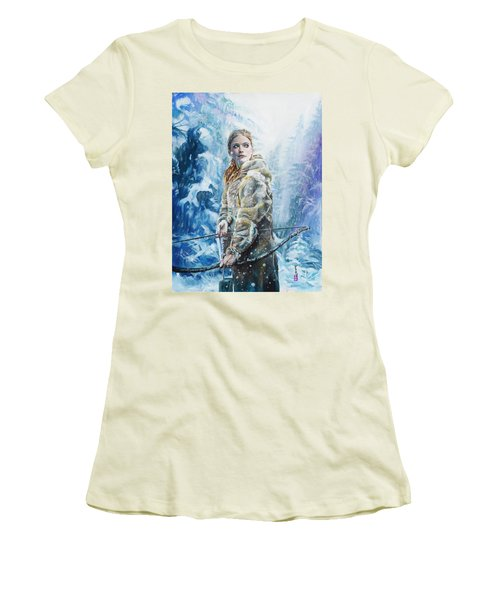 Ygritte The Wilding Women's T-Shirt (Athletic Fit)