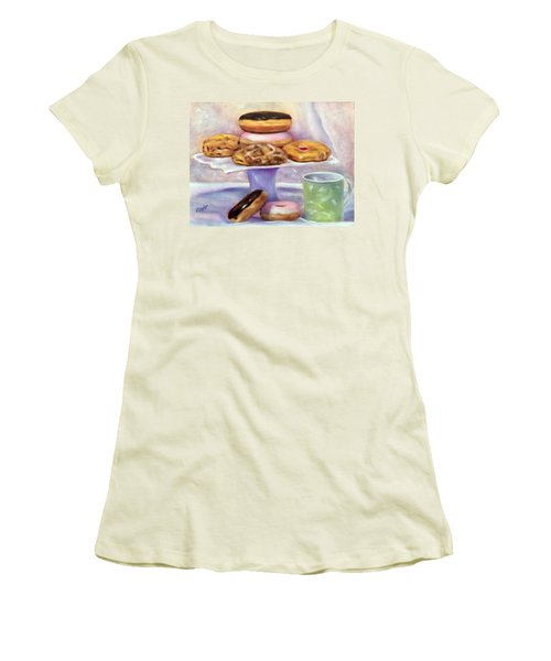 Yummy Women's T-Shirt (Athletic Fit)