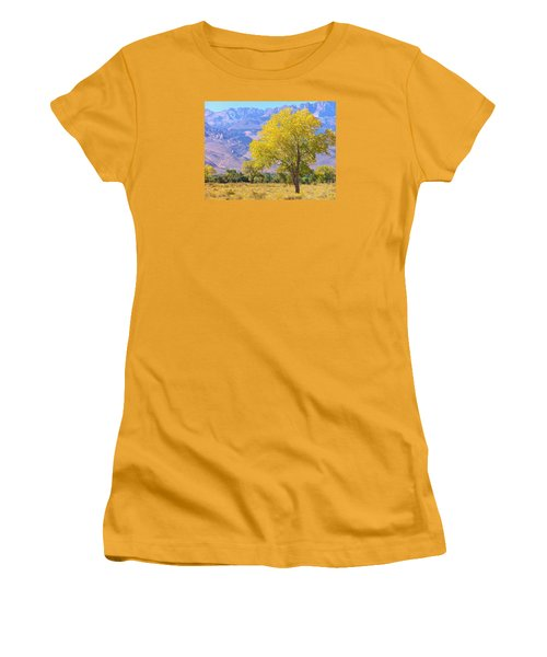 In All Its Glory Women's T-Shirt (Junior Cut) by Marilyn Diaz