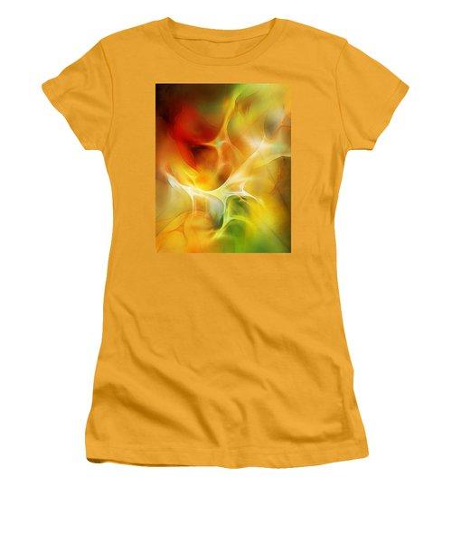 The Heart Of The Matter Women's T-Shirt (Junior Cut) by David Lane