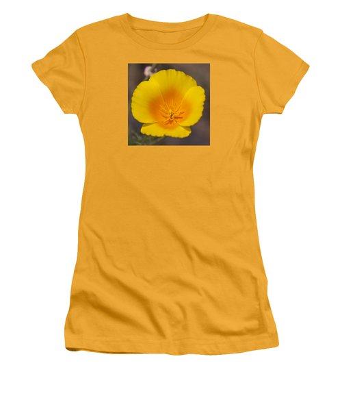 California Sunshine Women's T-Shirt (Athletic Fit)