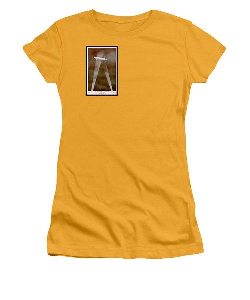 American Beaver Swimming Women's T-Shirt (Athletic Fit)