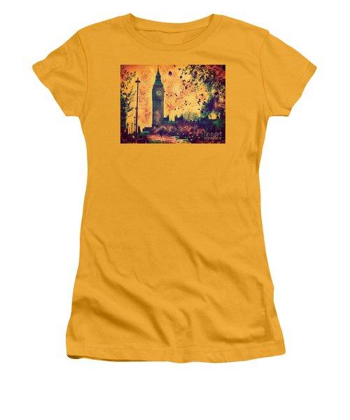 Big Ben Women's T-Shirt (Athletic Fit)