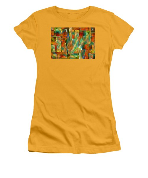 53 Doors Women's T-Shirt (Junior Cut) by RC deWinter