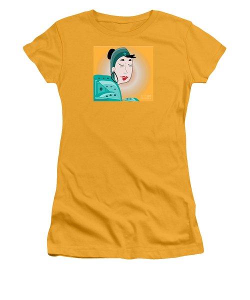 Dream Women's T-Shirt (Junior Cut) by Iris Gelbart