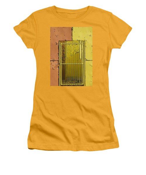 Building Access Denied Women's T-Shirt (Athletic Fit)