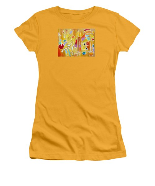 Candy Shop Garnish Women's T-Shirt (Athletic Fit)