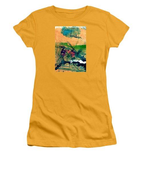 Celebration Women's T-Shirt (Junior Cut) by Becky Chappell