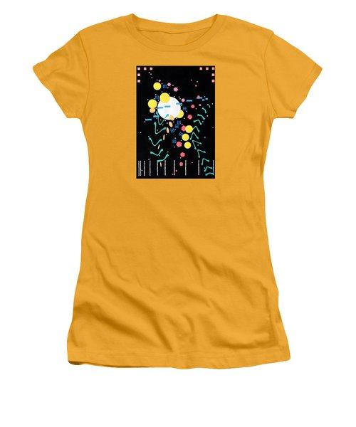 Celebration Women's T-Shirt (Junior Cut) by Thomas Gronowski