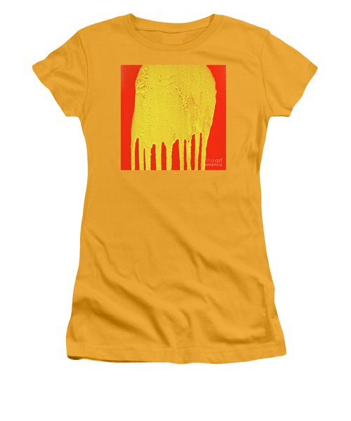 Women's T-Shirt (Junior Cut) featuring the photograph Clyde by CML Brown