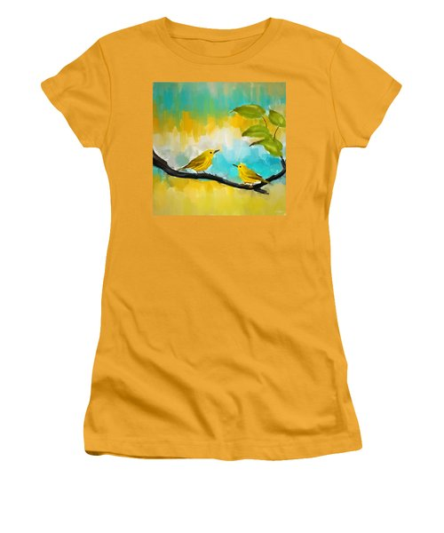 Companionship Women's T-Shirt (Athletic Fit)