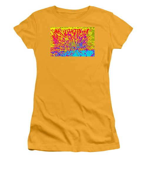 Cosmic Series 015 Women's T-Shirt (Athletic Fit)