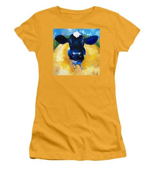 Cowtale Women's T-Shirt (Athletic Fit)