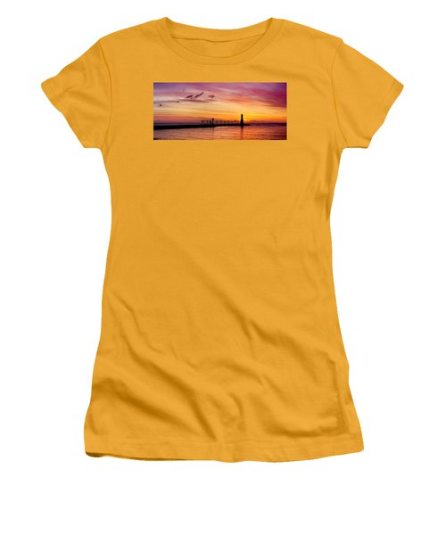 Dawn Of Promise Women's T-Shirt (Junior Cut) by Bill Pevlor